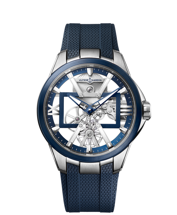 Ulysse Nardin Skeleton X 42 mm