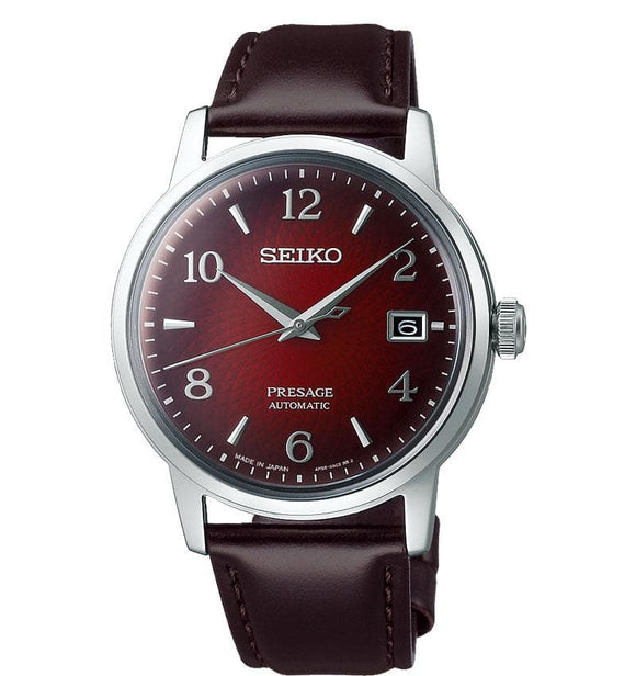 Seiko Presage Cocktail Time 'Negroni'