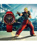 Seiko 5 Sports Street Fighter 'KEN'