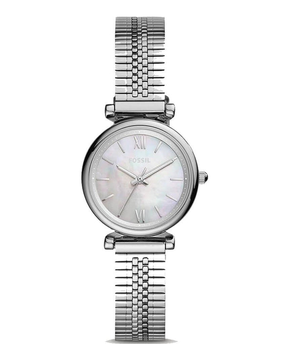 stainless steel women watch