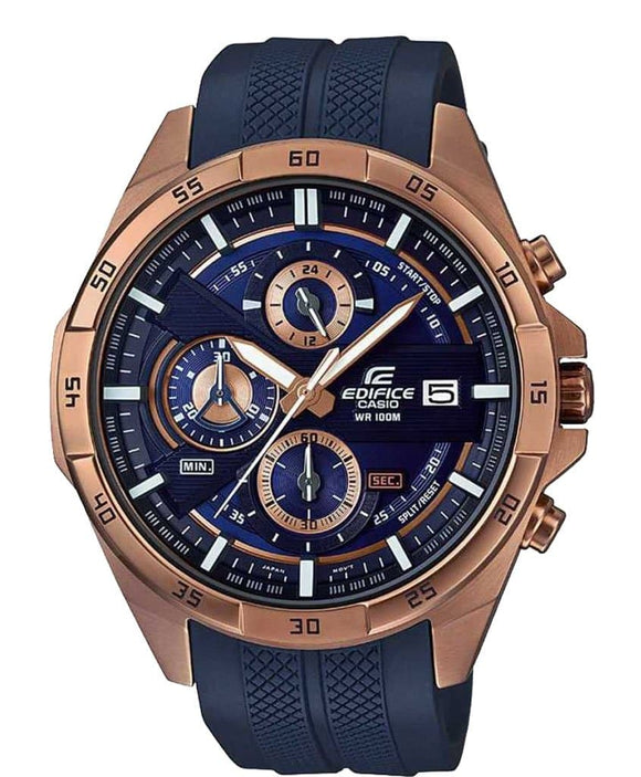 casio edifice resin band