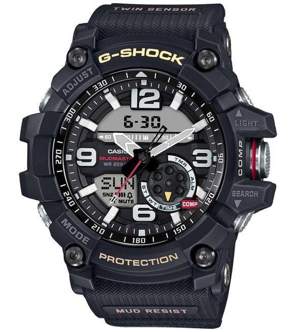 casio g shock analog digital