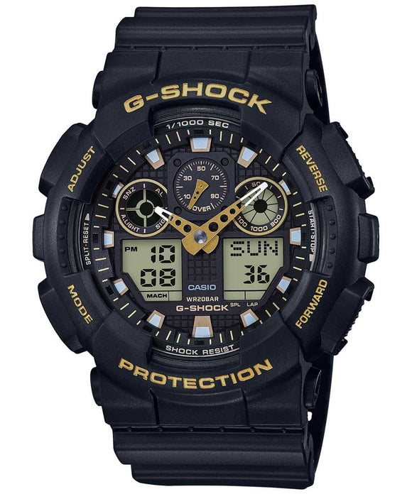 real g shock watch