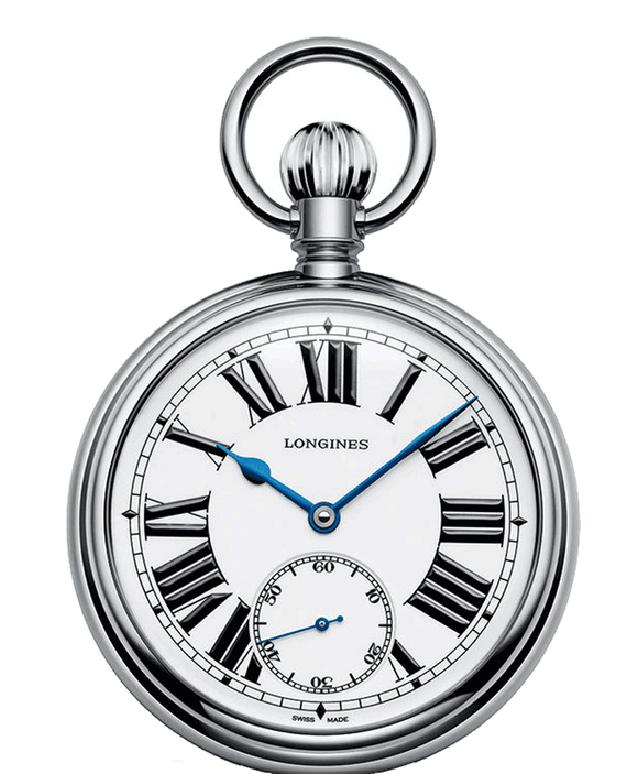 Longines The Longines RailRoad Pocket Watch