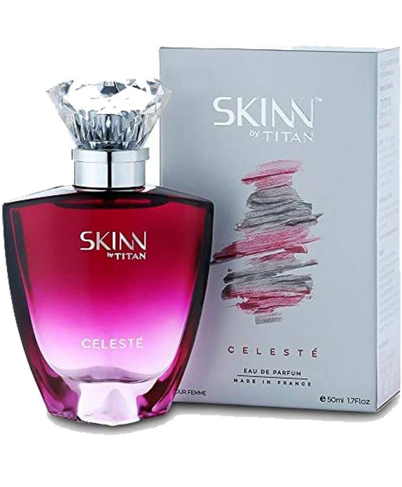 Skinn By Titan Celeste 50 ML Perfume For Women EDP