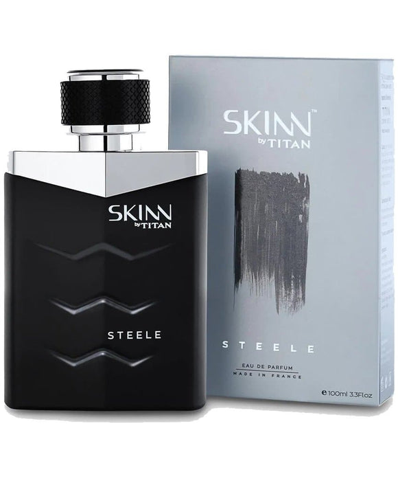 Skinn By Titan Steele 100 ML Perfume For Men EDP