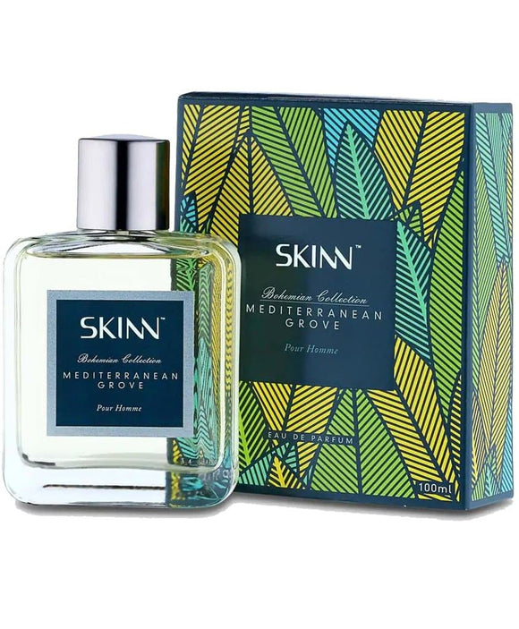 Skinn By Titan Mediterranean Groove 100 ML Perfume For Men EDP