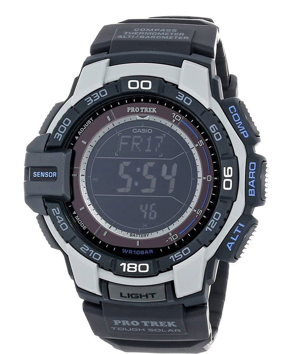 casio protrek watch