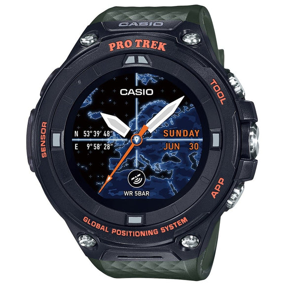 casio g shock smart watch