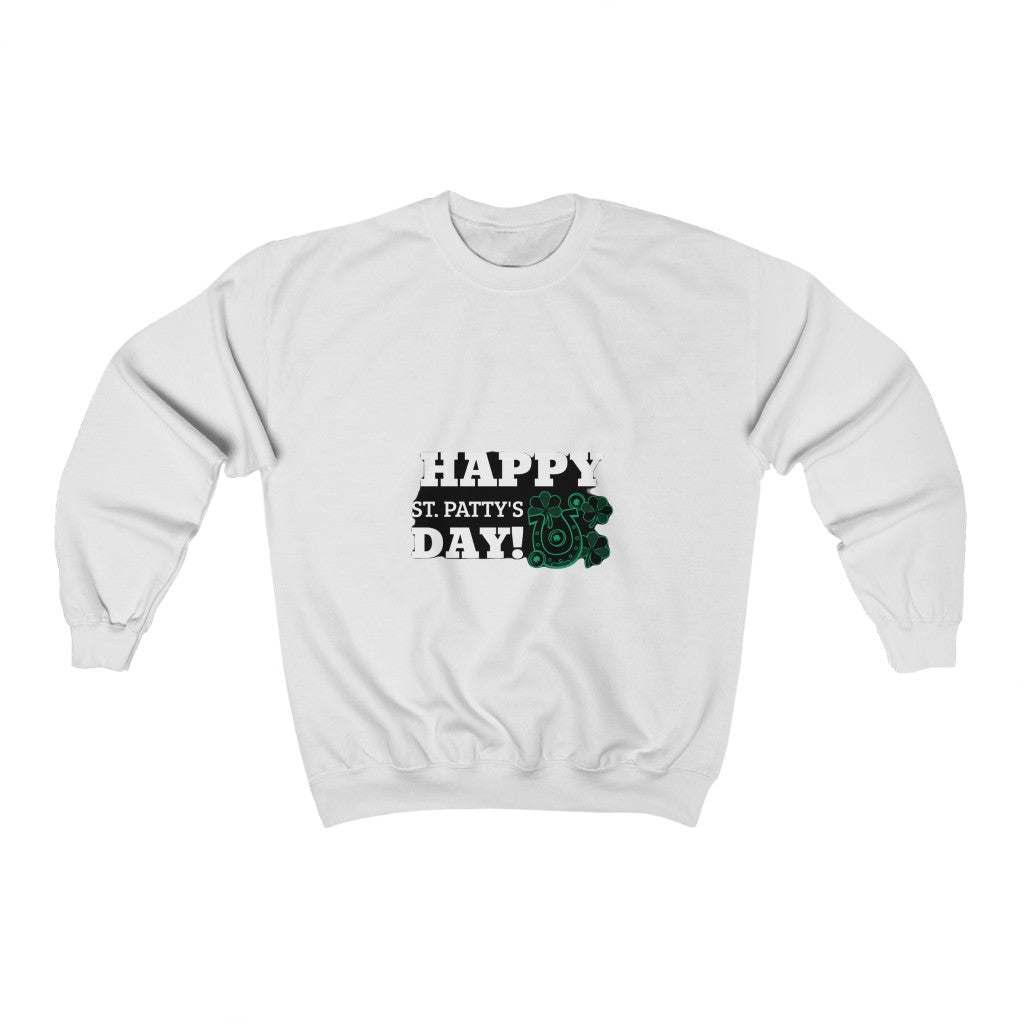 Unisex Happy St Patrick's Day  Sweatshirt