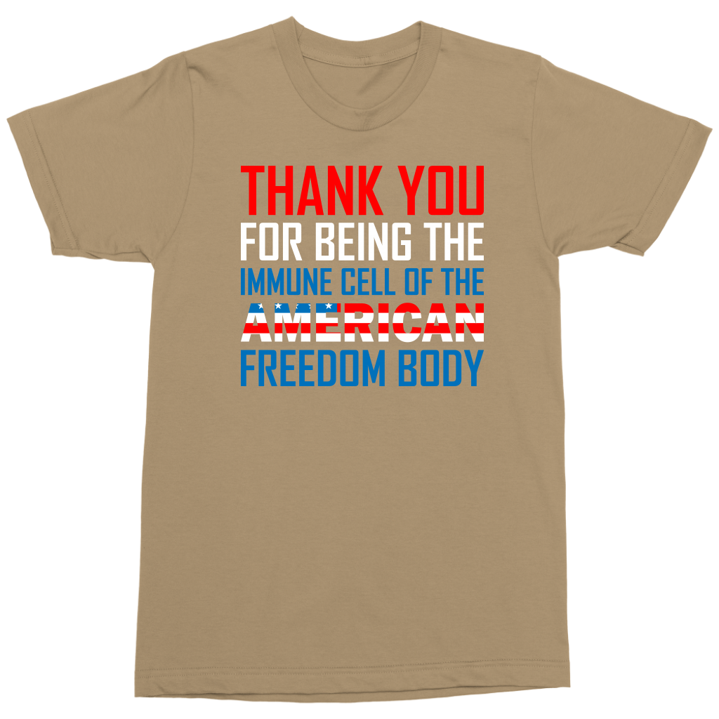 Thank you for Freedom!