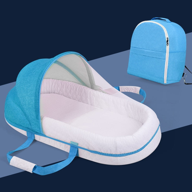 Multifunctional Portable Baby Crib/Bed