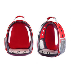 Portable Capsule Pet Travel Backpack