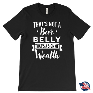 Sign of Wealth T-shirt