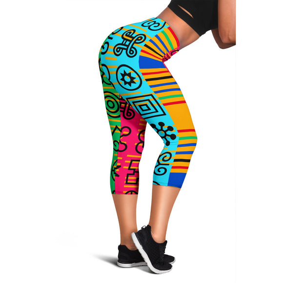 Adinkra Leggings