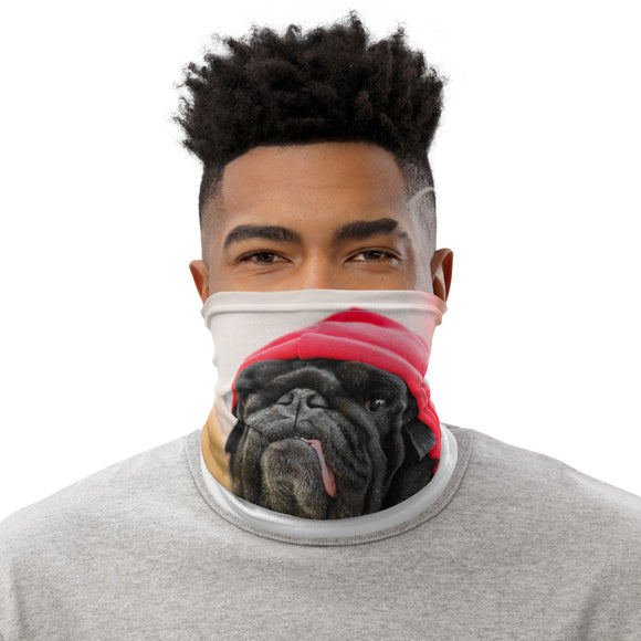 Hip Dog face Scarf