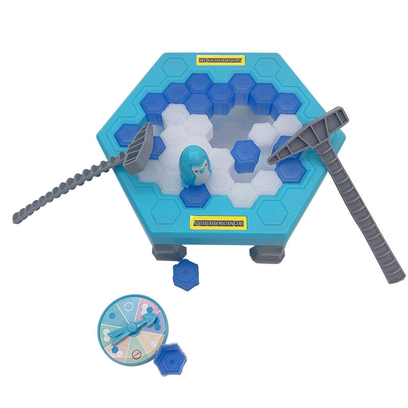 Penguin Trap - Kids Board Games