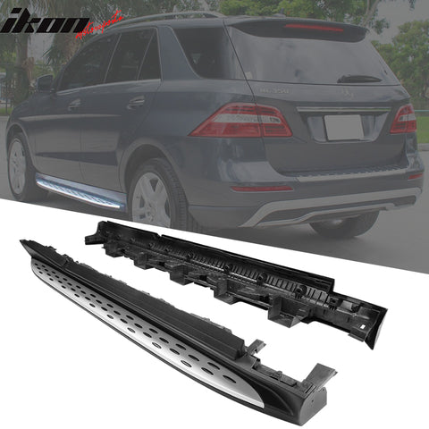Fits 12-15 ML-Class ML350 16-19 GLGLE350 W166 OE Running Board
