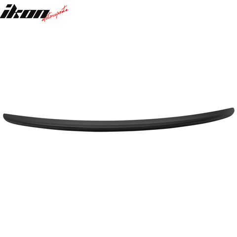 Fits 16-18 Benz GLC Class C253 SUV Unpainted ABS Trunk Spoiler Wing