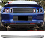 Fits 10-14 Mustang GT V8 OE Factory Trunk Spoiler Painted #UI Brillian