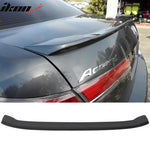 Fits 08-12 Accord 8th 4DR Flush Mount OE Factory Trunk Spoiler Matte B