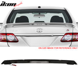 Fits 09-13 Corolla S LE Trunk Spoiler 3rd Brake LED #U209SandPearl