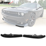 IKON MOTORSPRTS | Front Lip Cover Compatible With 2015-2020 Dodge Chal