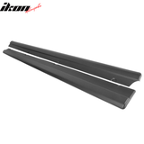 Fits 00-09 Honda S2000 AP1 AP2 DF Style Side Skirts Extensions Pair -
