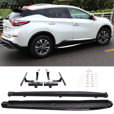 Fits 15-18 Nissan Murano OE Running Boards -ABS
