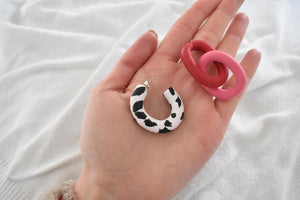 Moo mini Hoops