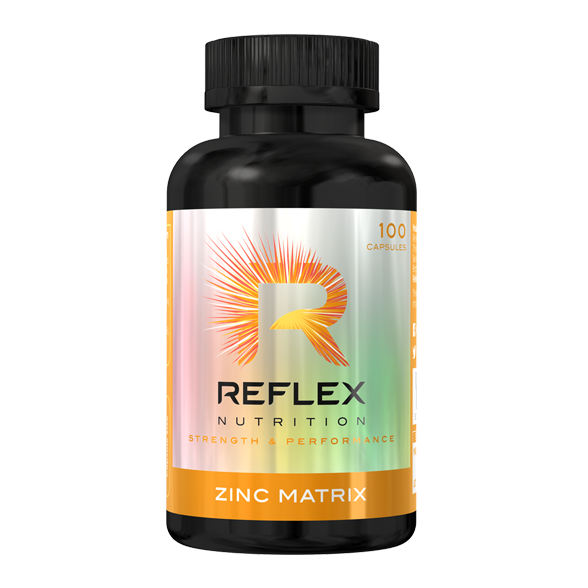 REFLEX NUTRITION ZINC MATRIX 100 caps