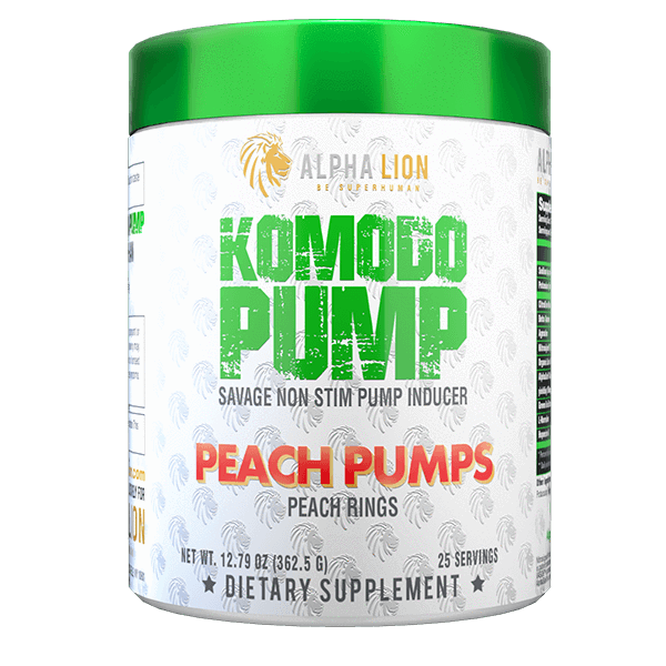 Alpha Lion Komodo Pump 367.5g