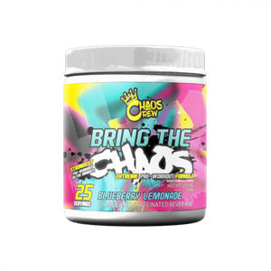 Chaos Crew Bring The Chaos 372g Various Flavours