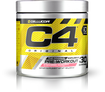 Cellucor C4 Original ID Series 5th Gen 195g Various Flavours