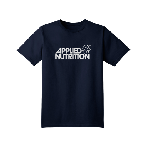 Applied-Nutrition-T-Shirt-(Navy Blue)