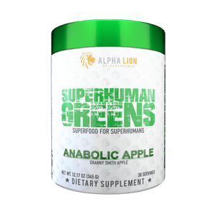 Alpha Lion Superhuman Greens 345g Various Flavours