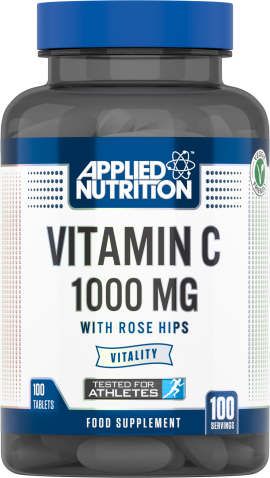 Applied Nutrition Vitamin C 1000mg 100 caps
