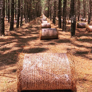 Pine Straw - Roll of Pine Straw