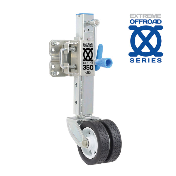 XO350 Off Road Trailer Jockey Wheel