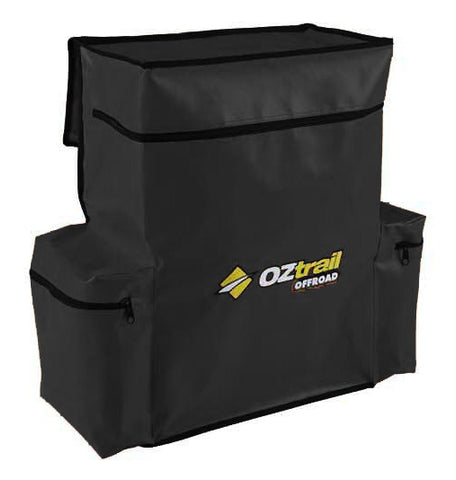 Spare Wheel Bin & Accessory Bag