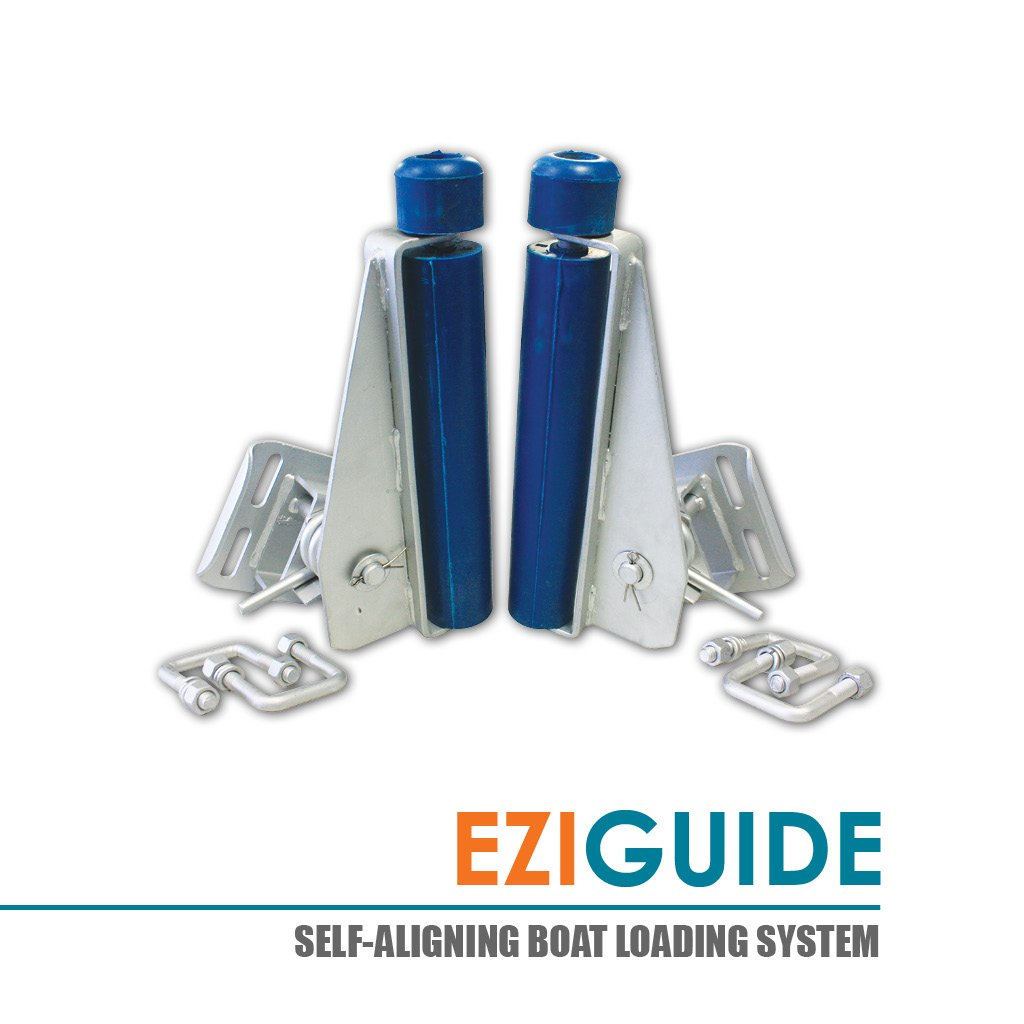 Ezi-Guide Self Aligning Boat Loading System