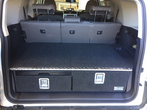Drifta FJ Cruiser Drawer System