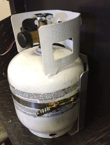 AT 5lb Propane Bottle Holder