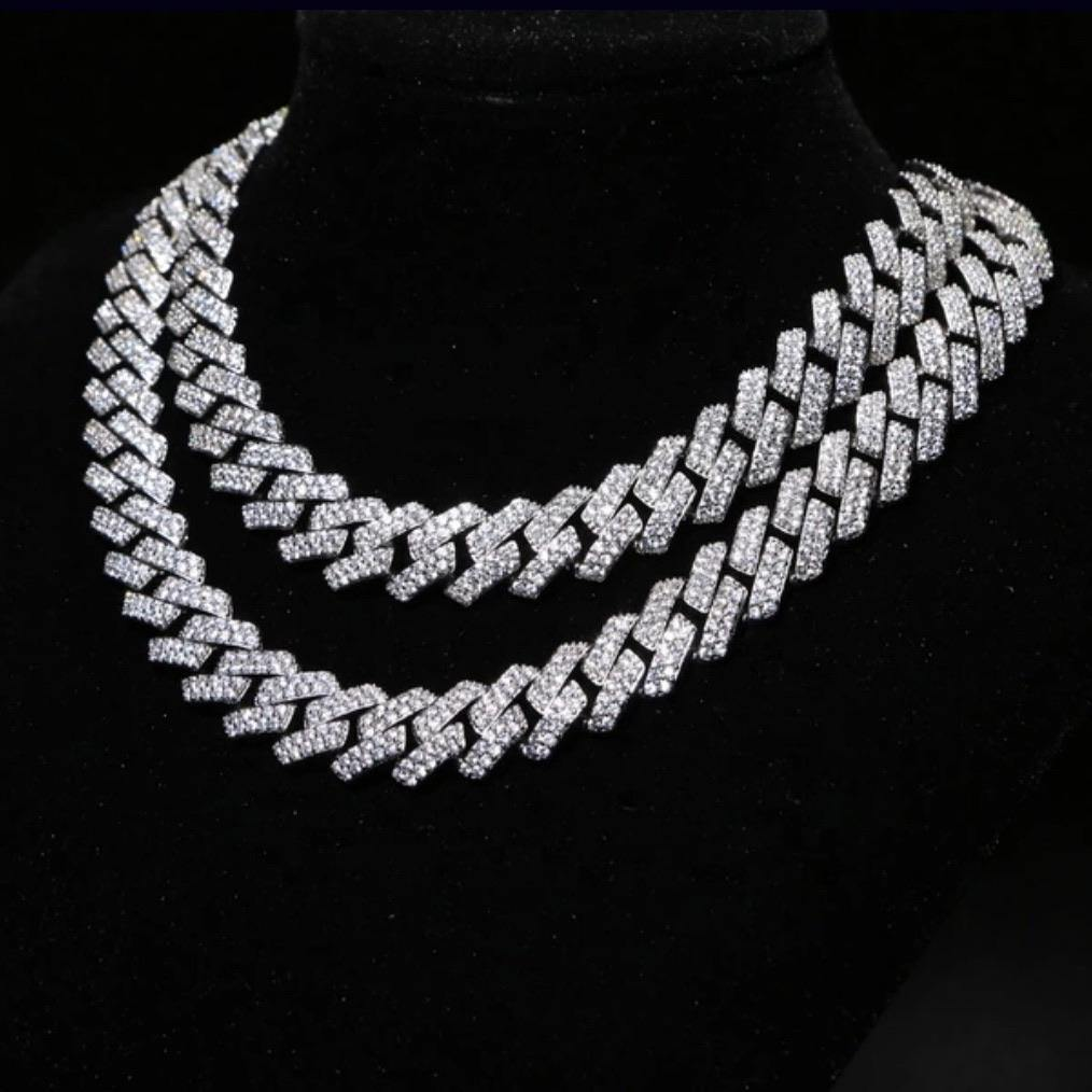 COCOA ARI - Miami Cuban Link Necklace