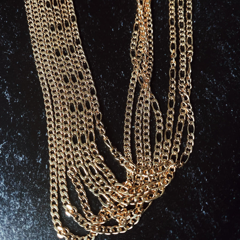 COCOA ARI - Naked Layering Chain 24 inches