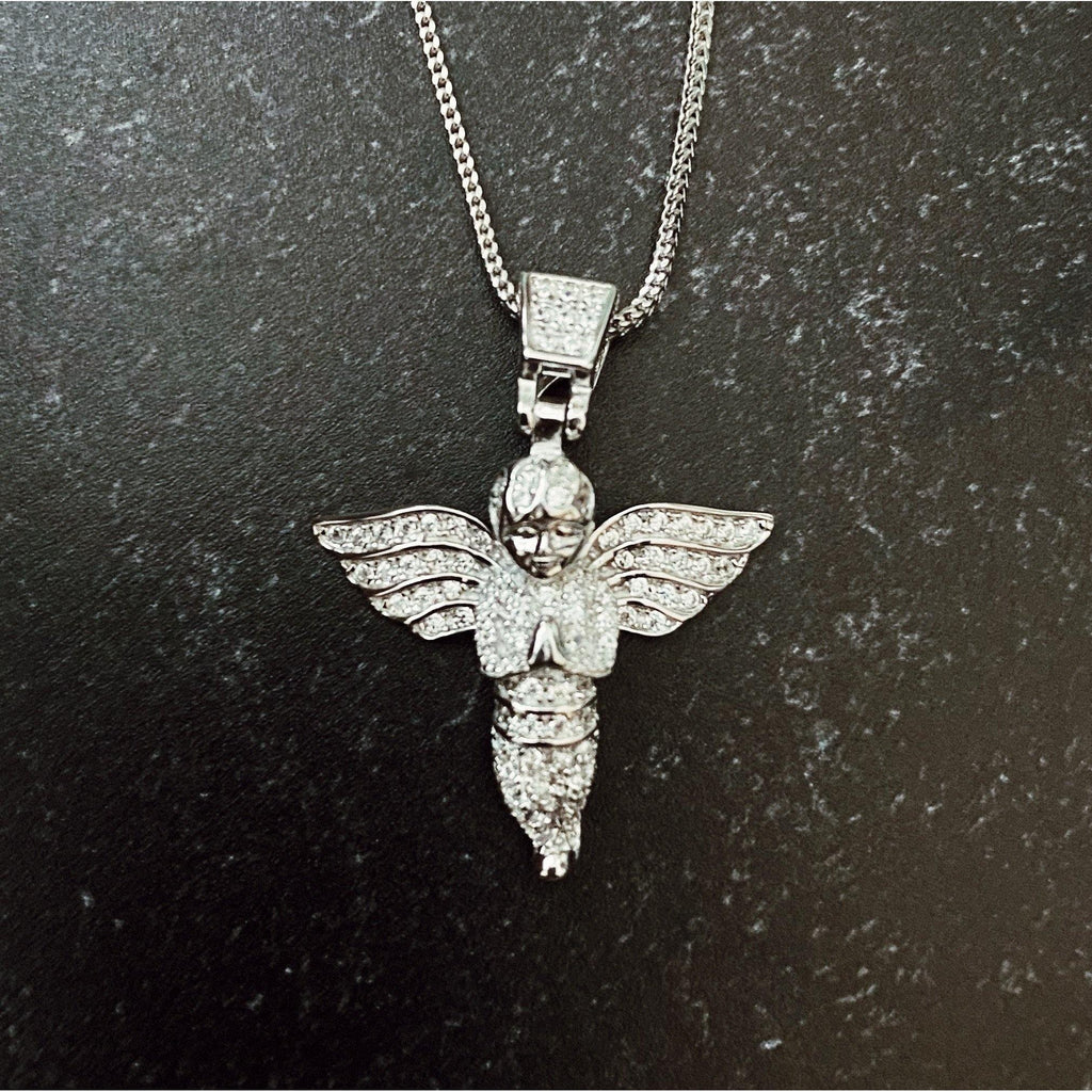 COCOA ARI - Praying Angel Necklace