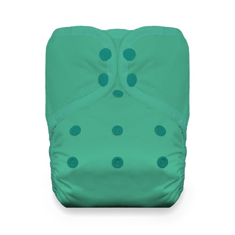 Seafoam - Snap Pocket Diaper