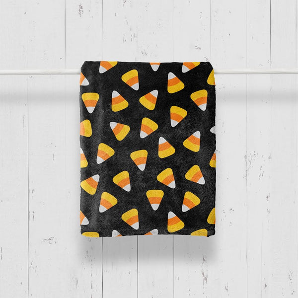Candy Corn Blanket