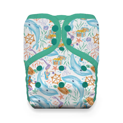 Mermaid Lagoon - Snap Natural Pocket