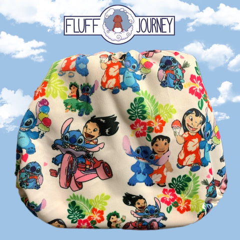 Fluff Journey Pocket Diaper- Ohana